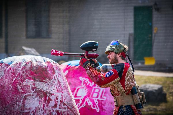 paintball lodz